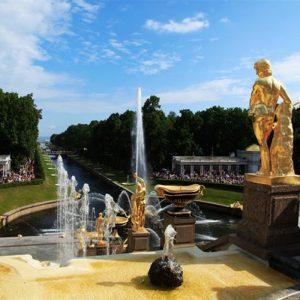 The Origin Of the Fountain