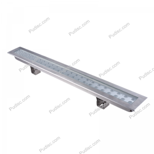 IP68 Waterproof Wall Washer Light RGB Linear light with Remote Control