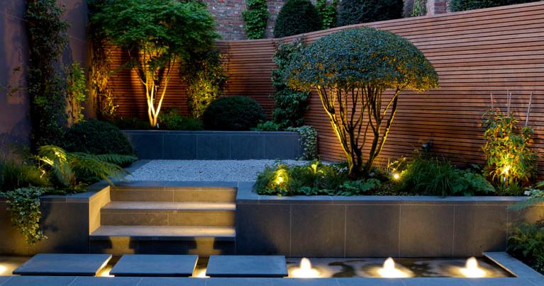 Low Voltage Waterproof Garden Led Lights Pudisc