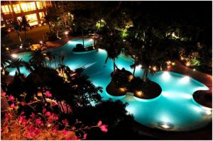 Get Your Swimming Pools Glowing Along With Swimming Pool Lights
