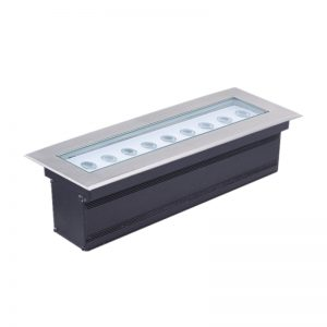 Stainless Steel Watproof Recessed DMX Wall Washer Light