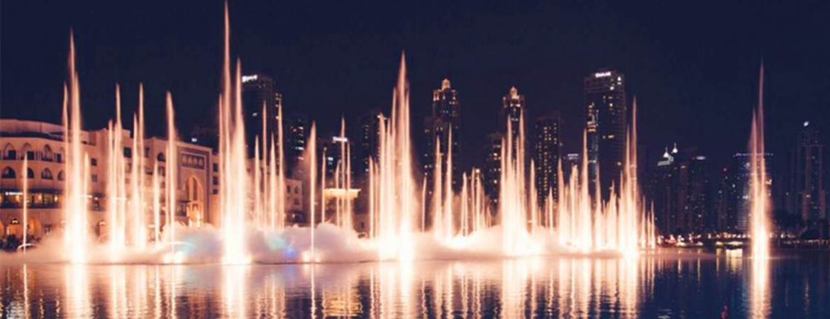Fountain Industry Focus on Fountain and Pool Industry for 11 years