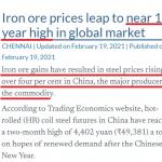 Raw Material Price Increase